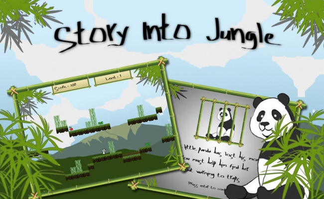 Story Into Jungle