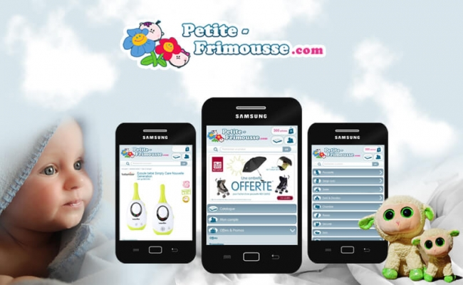 Petite-Frimousse Mobile